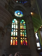 La Sagra Famailia Cathedral, Barcelona, Spain