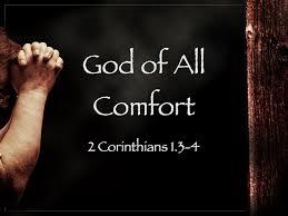 God comfort