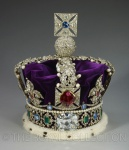 The Imperial State Crown: Cullinan II