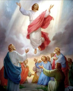 Christ's ascension