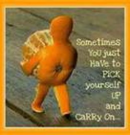 persevere orange