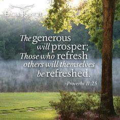 generosity-refreshed