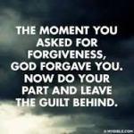 God's forgiven