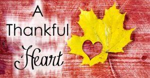 A-thankfulheart