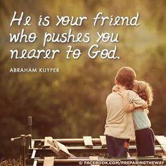 friend push