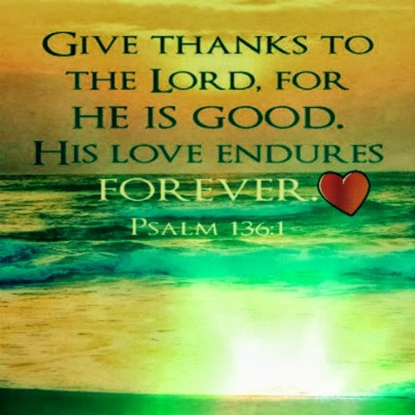 psalm 136 1
