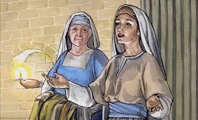 Eliz and Mary