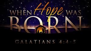 hope born
