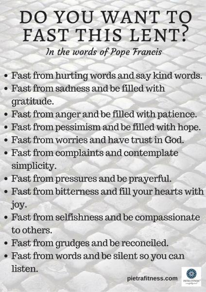 Pope Lent