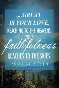 psalm 57 10