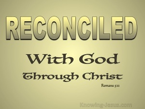 Romans 5-11 We Exalt In God Through Our Lord Jesus Christ gold