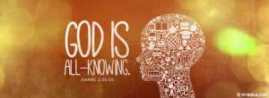 all knowing God