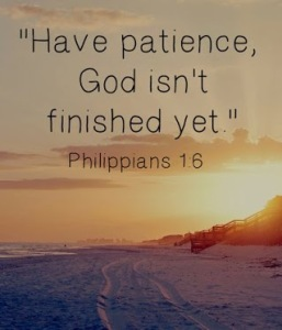 phil 1 6 patience