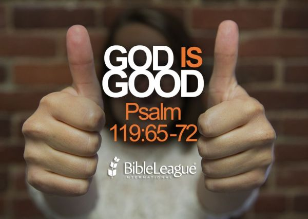 psalm 119 65 67