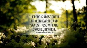 psalm 34 18