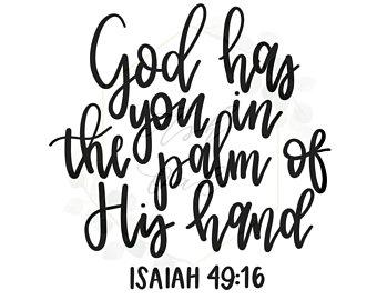 God's palms