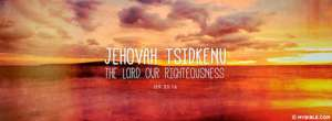 Lord Righteousness