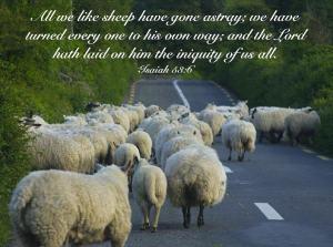 Isaiah 53.6