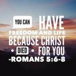 Romans 5 6 8