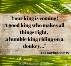Zechariah 9 9