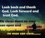 Blessings look