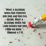 Romans 4 7 8