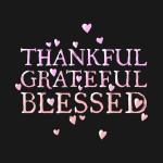 blessed grateful