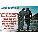 friend Jesus