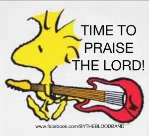 praise Lord peanuts
