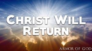 Christs return