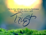 God fortress trust