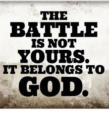 battle is Lord's