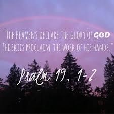 psalm 19 1-2