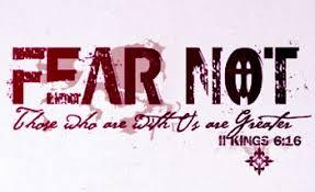 fear not Eisha