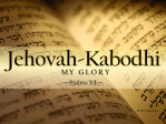 jehovah kabodhi