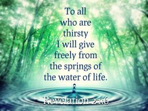 revelation 21 6