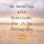 contagious thanks