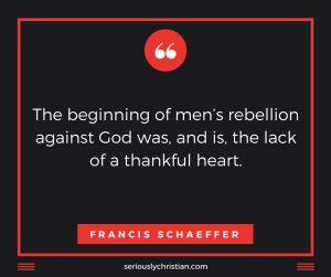 Francis schaffer