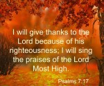psalm 7 17