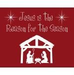 jesus reason for the season