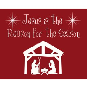 jesus reason for the season