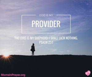 psalm 23 1