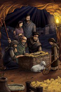shepherd manger