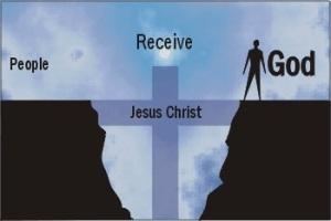 sin bridge Jesus