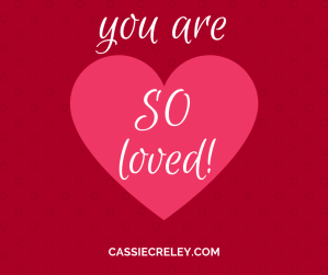 you-are loved by God