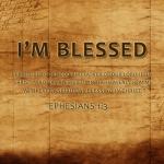 Ephesians 1 3 ImBlessed