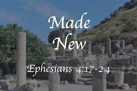 ephesians 4 17-24