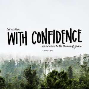 hebrews 4-16 confidence