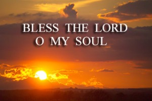 Psalm 103 1 5 BlessTheLord
