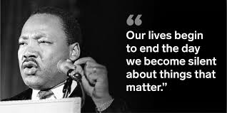 Dr King quote 1